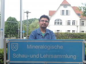 Vue extérieure de l'institut de minéralogie de l'Université de Tübingen